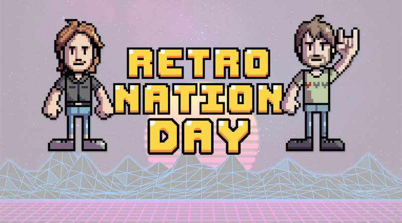 Retro Nation Day