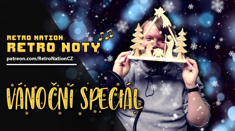 Retro noty 08: Vánoční speciál