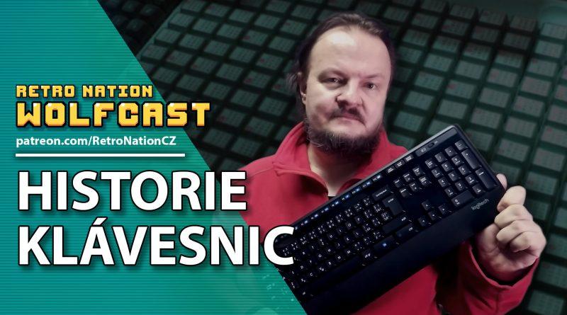 Wolfcast: Historie klávesnic