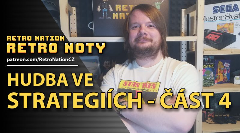 Retro noty: Hudba ve strategiích 4