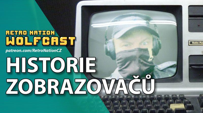 Wolfcast 14: Historie zobrazovačů