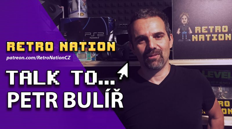 Poslechněte si podcast Talk to s Petrem Bulířem