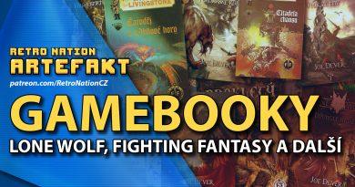 7. srpna otvíráme klasické gamebooky!