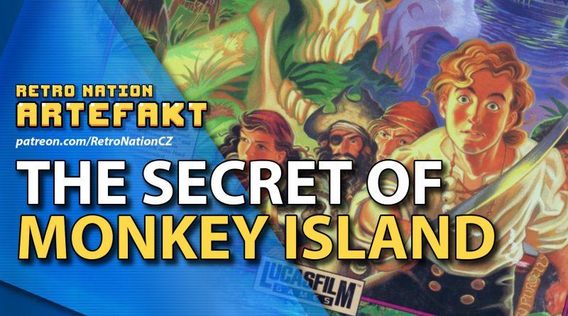 Artefakt: The Secret of Monkey Island