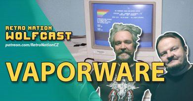 Wolfcast 23: Vaporware