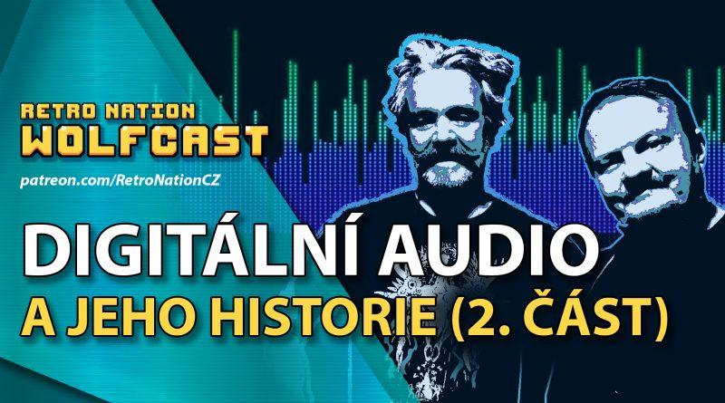 Wolfcast 35: Digitální audio 3 – Od Sound Blasteru k USB