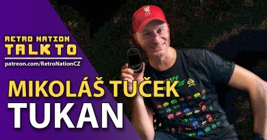 Mikoláš Tuček v podcastu Talk to!