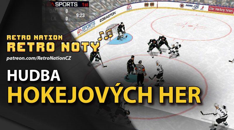 Retro noty 43: Hudba hokejových her