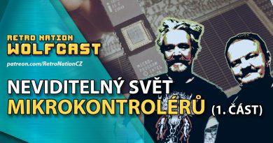 Wolfcast 42: Neviditelný svět mikrokontrolérů 1
