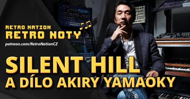 Retro noty 48: Silent Hill a dílo Akiry Yamaoky